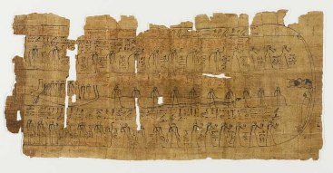 Fragment from Book of the Dead. ca. 1075-945 BCE.